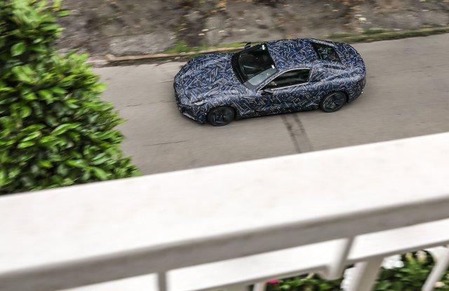 Modenában suhan az első villany-Maserati