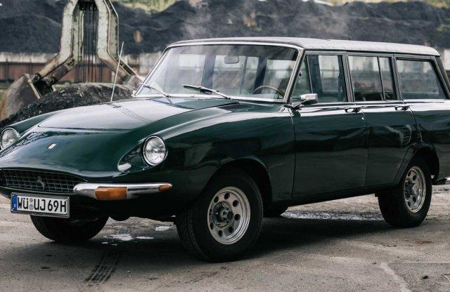 Németországban eladó a Jerrari, ami hátul Jeep, elöl Ferrari!