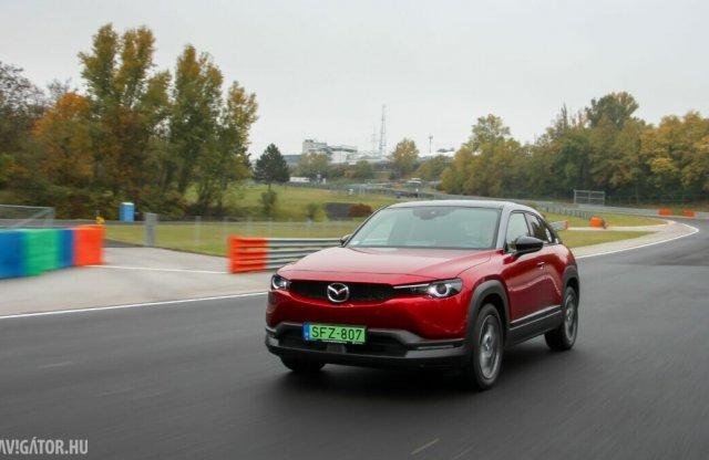 Három új villanyautót és hibridek sorát ígéri a Mazda