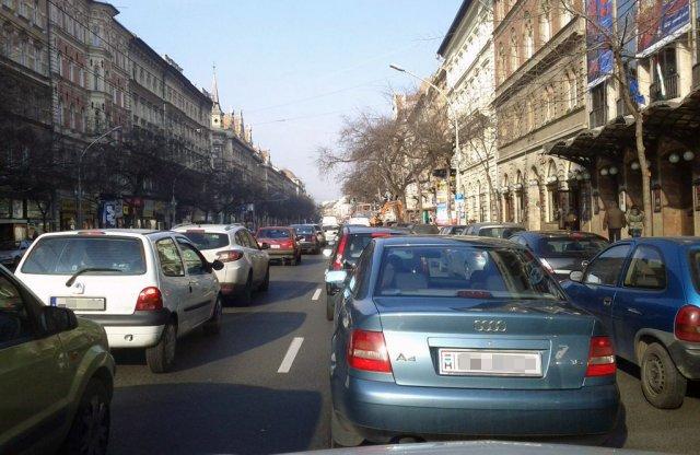 Budapesti útdíj kiszabásáért indítanak petíciót