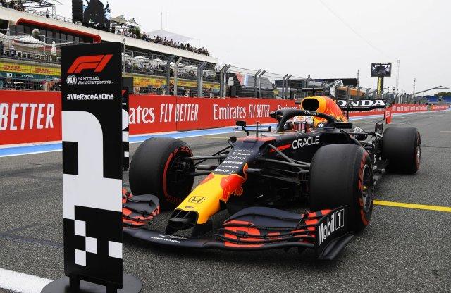 Felszálló ágban a Red Bull – Francia Nagydíj