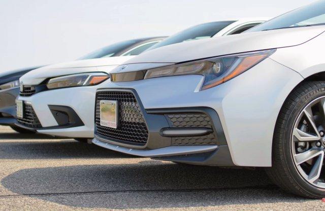 Vajon legyorsulja a konkurenciát a legújabb Honda Civic?