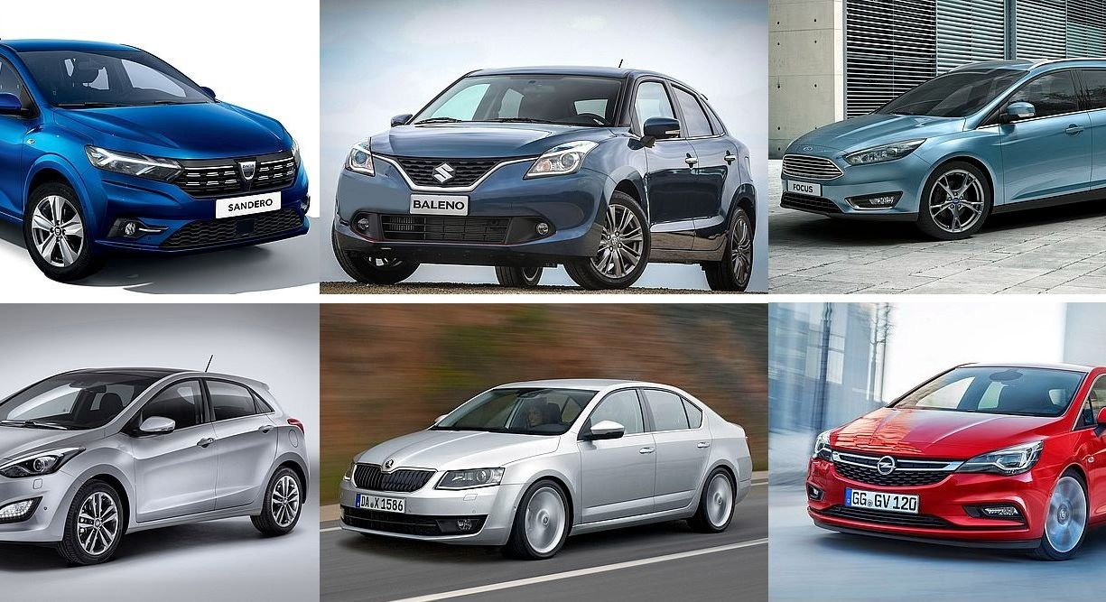5 autó, 5 éves kor alatt – egy új Dacia Sandero áráért