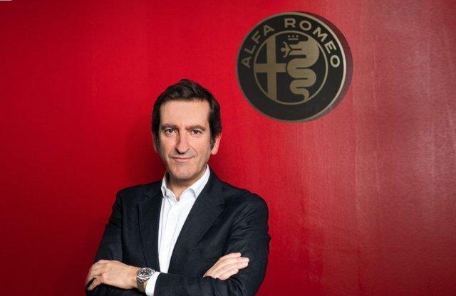 Alejandro Mesonero-Romanos lesz az Alfa Romeo dizájnigazgatója