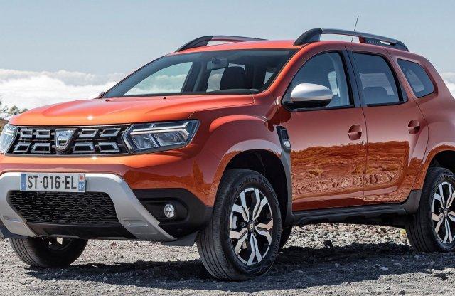 Hazánkban az új Dacia Duster, mutatjuk az árait