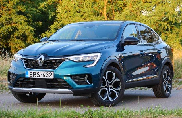 Olcsó X6? – Renault Arkana TCe 140 EDC MHEV teszt
