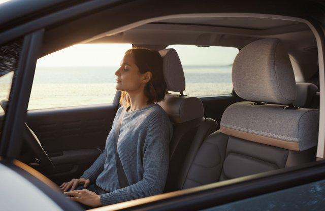Az ideges sofőrökön a kényelmes ülés segíthetne