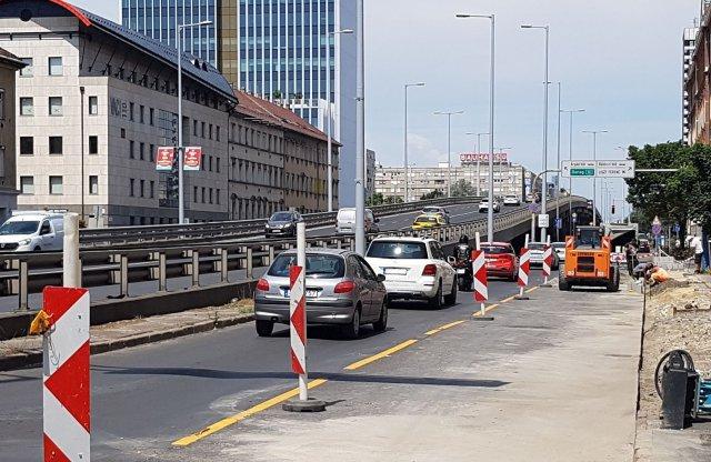 A régi dízeleket már jövőre elkezdenék kitiltani Budapestről