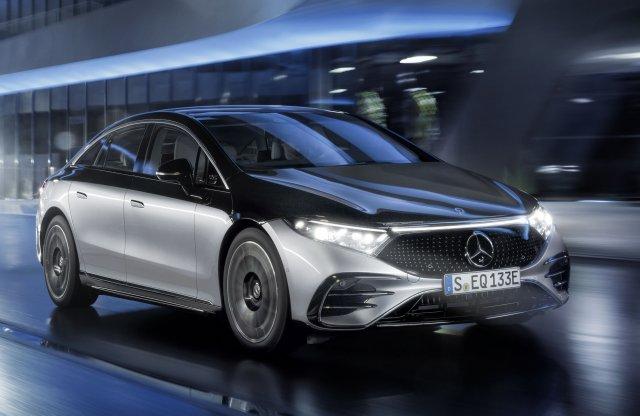Azt mondják, a Mercedes-Benz felkészült  a villanyautó korszakra