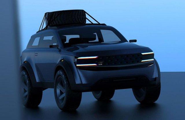 Mit szólnál, ha ilyen lenne az új Lada Niva?