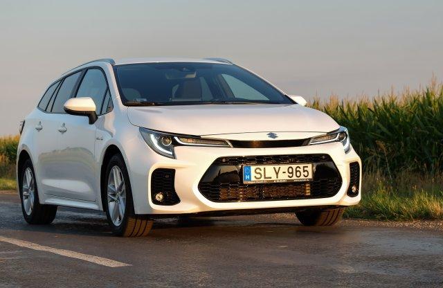 10 millió forint egy Suzukiért? Mégis mit tud a Swace?