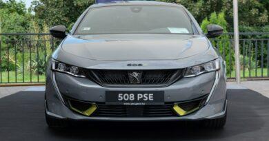 Már itthon is kapható a Peugeot 508 PSE, mutatjuk az adatait!