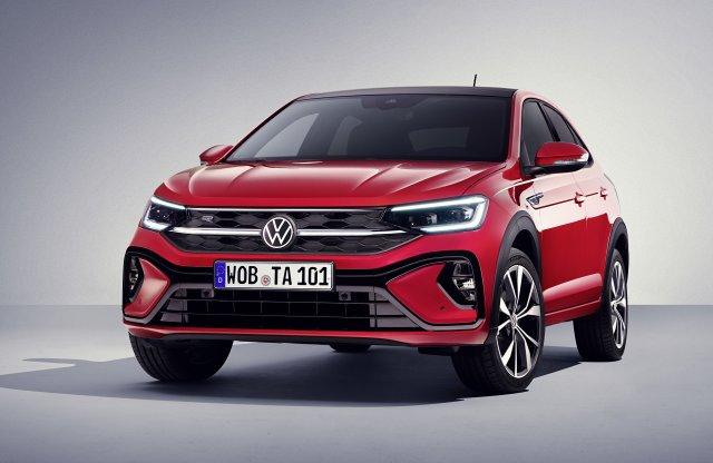Európában is debütált a VW kis SUV-kupéja