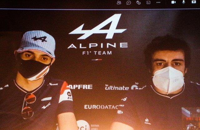 Alonso és Ocon a Hungaroringen is pontszerző helyet céloz!