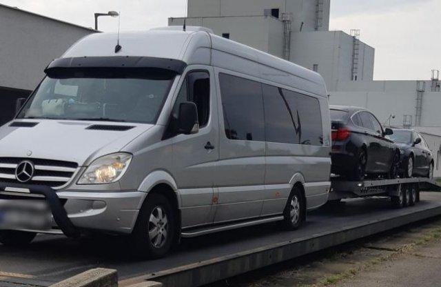 Bő 3 tonnával terheltek túl egy Mercedes Sprintert