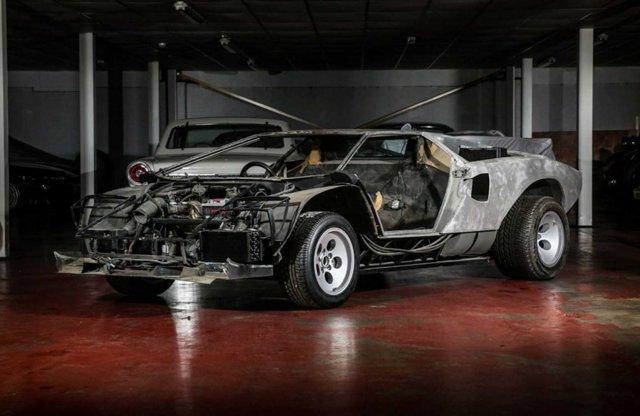 Nincs ennél olcsóbb Lamborghini Countach