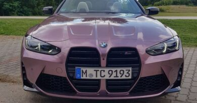 A desszert tálalva! – BMW M4 Competition Cabrio xDrive