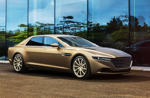 Ritka és méregdrága kincs ez a családi Aston Martin