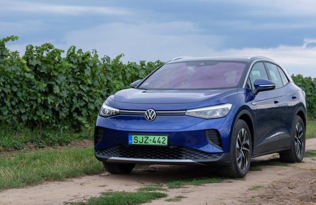 Lehetne izgalmasabb, de így is remek gép! Volkswagen ID.4 teszt