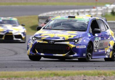 Versenypályán teszteli hidrogénhajtású Corolláját a Toyota