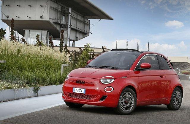 Te is jótékonykodhatsz, ha ezt a Fiat 500-at választod