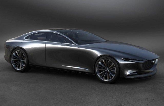 Hathengeres motort, hátsókerékhajtást kaphat a következő Mazda6