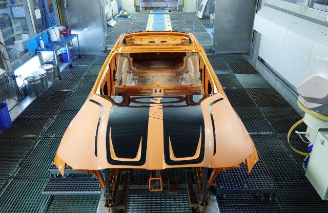 Olcsóbb lesz mintát festetni a BMW-kre
