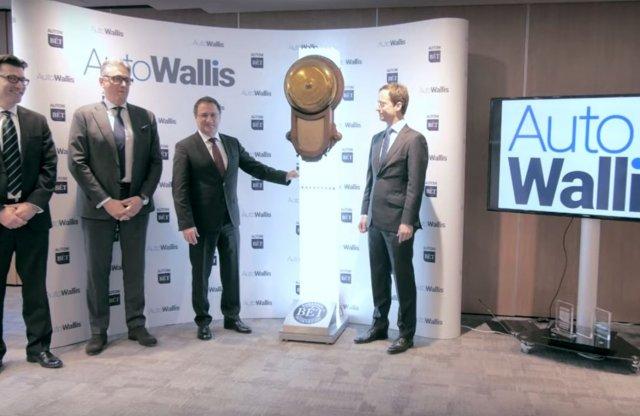 Részvényt bocsát ki az  AutoWallis, cél a 400 milliárdos éves bevétel