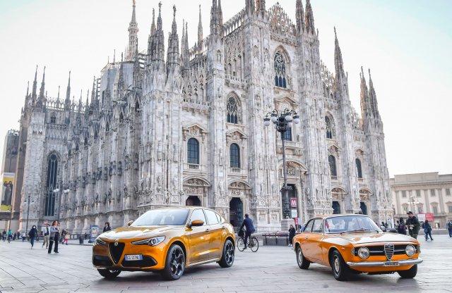 Bearanyozza történelmét az Alfa Romeo ezzel a két különkiadással