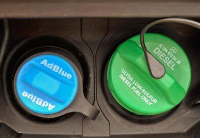 Bajba kerülhetnek a dízelek az AdBlue hiány miatt