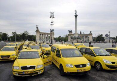 Fővárosi áremelésre készülnek a taxisok!