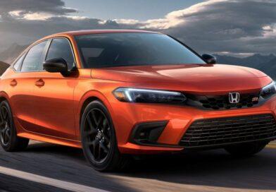 Már sportváltozata is van az új Honda Civicnek