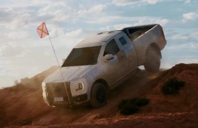 A legextrémebb körülmények közt tesztelték az új Ford Rangert