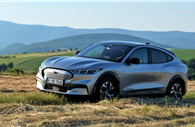 Jobban fogy a Mondeónál a Mustang Mach-E Európában