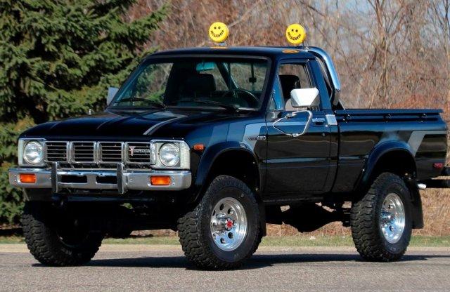Többet ér ez a 40 éves Toyota Hilux, mint egy vadonatúj darab