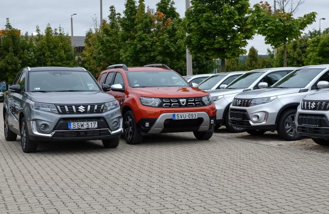 Mit tudnak egymás mellett? Dacia Duster vs. Suzuki Vitara