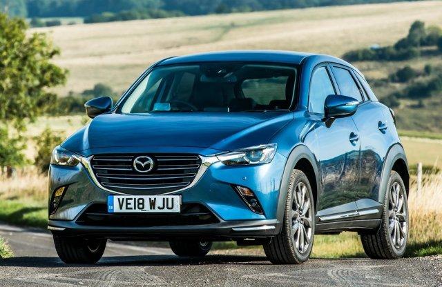 Eltűnik a Mazda CX-3 Európából