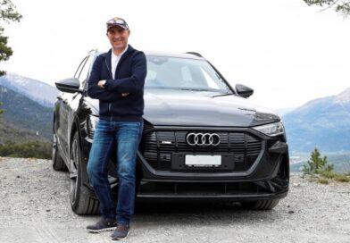 Stéphane Peterhansel ralilegendának bejött az RS Q e-tron